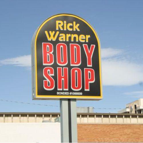 Rick Warner Body Shop